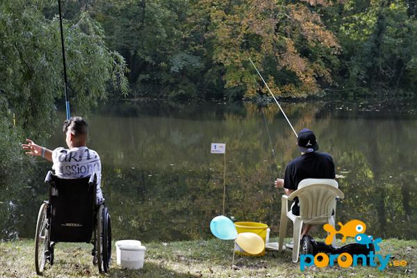 Fogyatékkal élő gyerekek horgászata és versenye Fóton