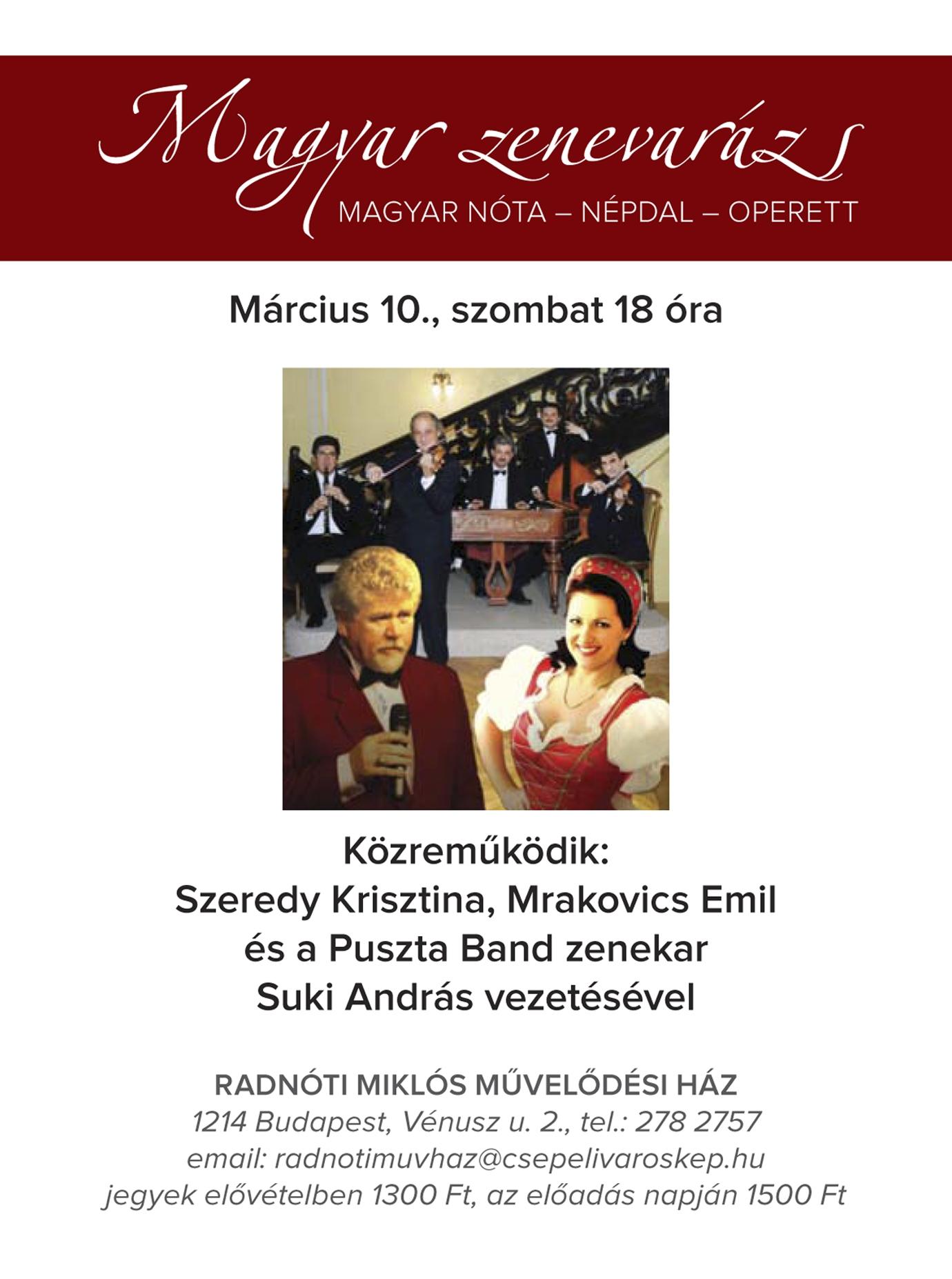 Magyar Zenevarázs