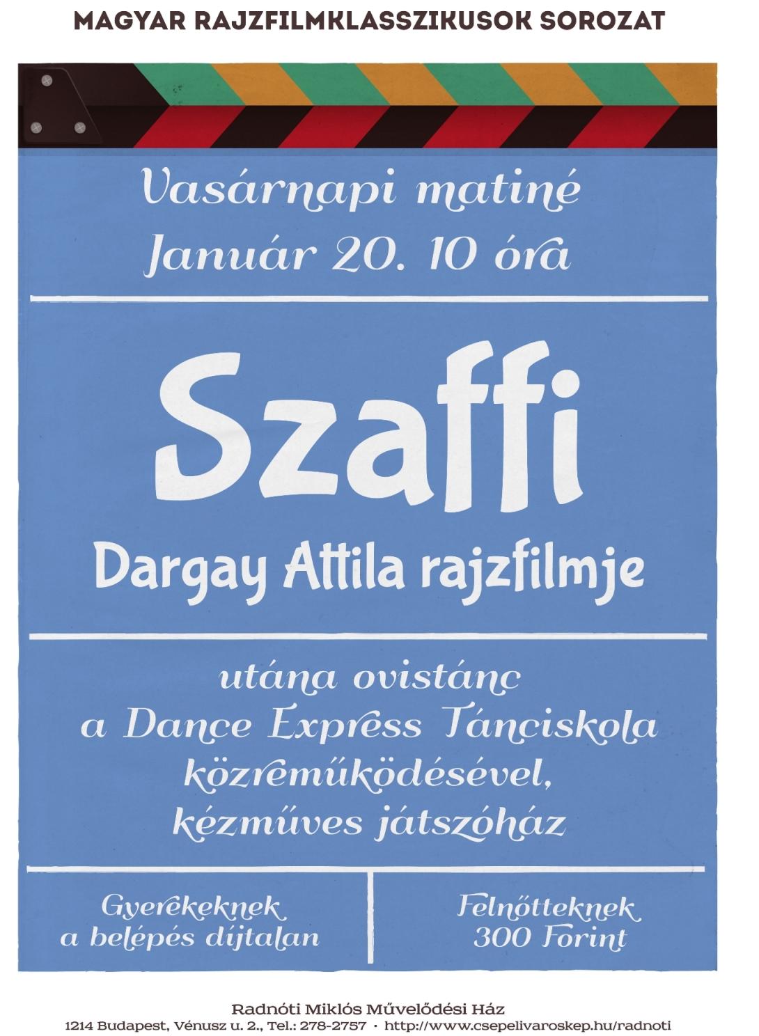 Magyar rajzfilmklasszikusok
