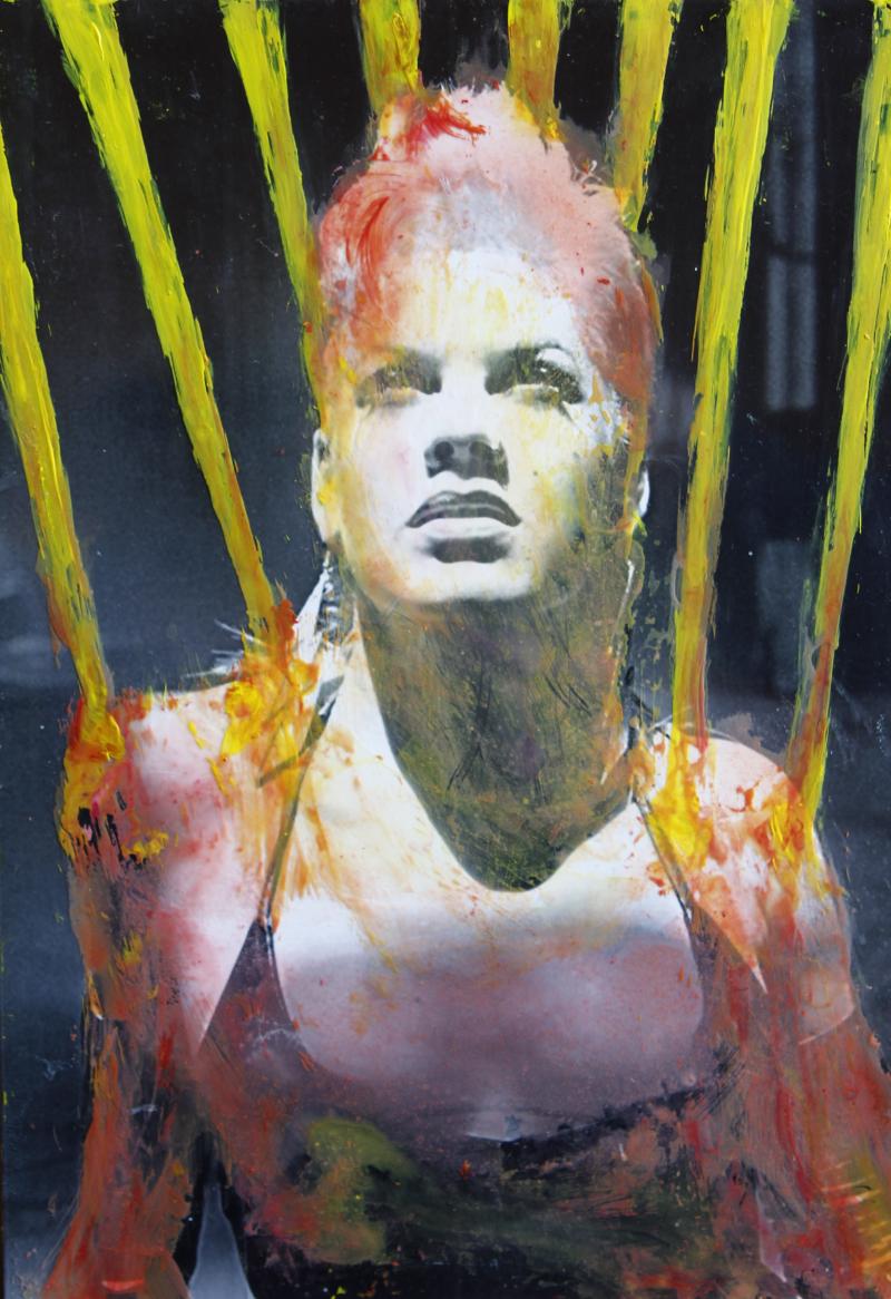 Tóth Tímea kiállítása
